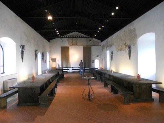 Rocca Albornoz di Narni: A tavola nel medioevo