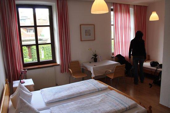 Pension Stoi: cameria matrimoniale