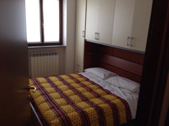 Residence Dello Stelvio: Stanza da letto