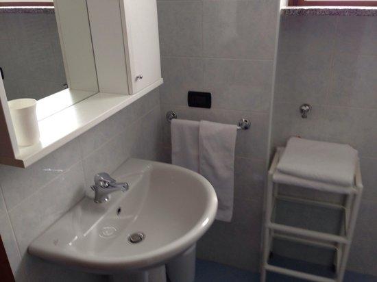 Residence Dello Stelvio: Bagno
