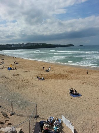 Fistral Beach: Fistral