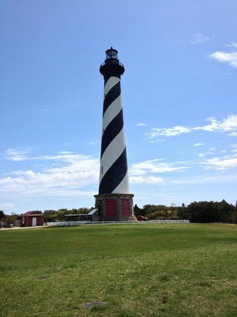 Cape Hatteras National Seashore: View from the Grass