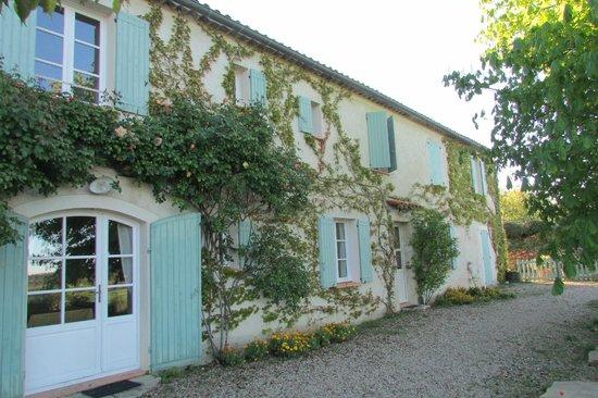 La Ferme du Petit Segries : The farmhouse