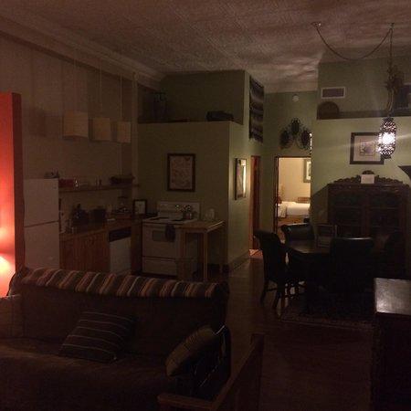 Holland Hotel : Loft #1