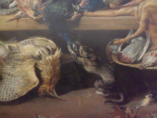 Musee des Beaux-Arts: More cats