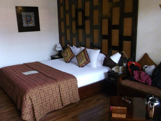 Victoria Sapa Resort and Spa: bed