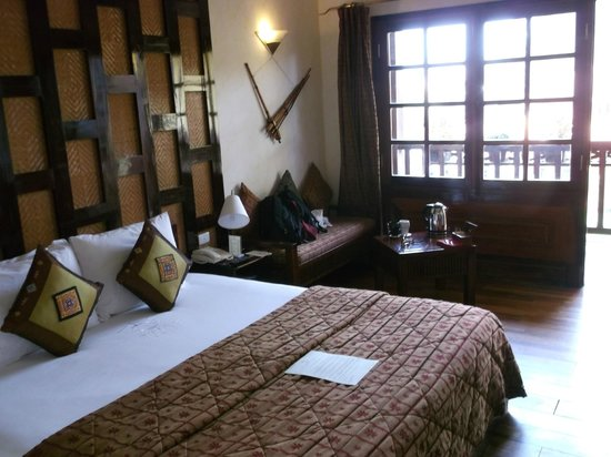 Victoria Sapa Resort and Spa: room with balcony