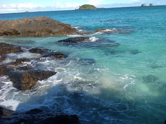 Constance Tsarabanjina: alta marea alla spiaggia nord