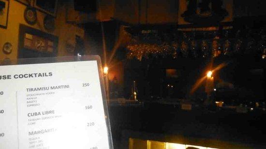 Gusto y Gustos: Cocktails