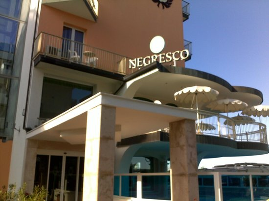 Hotel Negresco : l'albergo