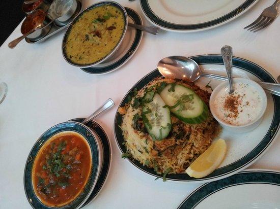 Malabar Junction : Yummie food