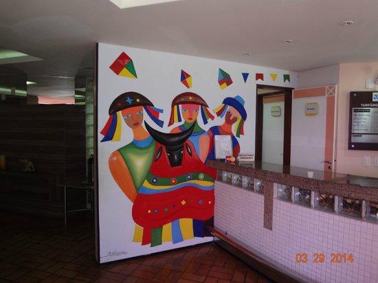 Hotel Sesc Olho D'Agua : Vai e se hospede no hotel Sesc, você não irá se arrepender.