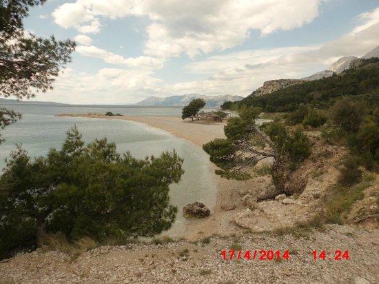 Aparthotel Park Osejava: Makarskas wunderschöne Natur