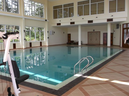 Victoria Sapa Resort and Spa: excellent pool