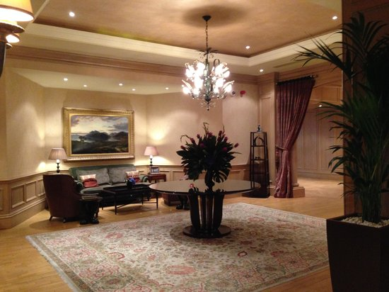 Old Course Hotel, Golf Resort & Spa: Lobby