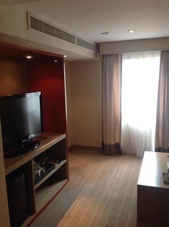 InterContinental Sao Paulo: junior suite sitting room