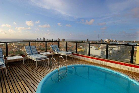 Hotel abbeville sao luis br sil voir les tarifs et for Tarif piscine abbeville