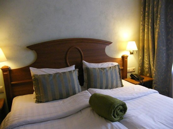 3MostA Boutique Hotel: double bed...