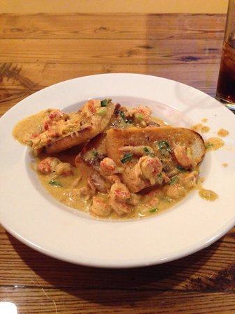 Lula's Louisiana Cookhouse: Rebel without a cause. It's a crawfish meal is a buttery sauce. It was AMAZING.