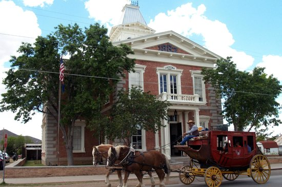 Tombstone Courthouse State Historic Park: Tombstone Courthouse