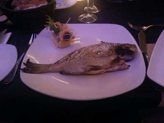 Tmun: Fresh fish of the day.. really loved it