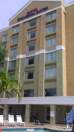 SpringHill Suites Fort Lauderdale Airport & Cruise Port: Hotel