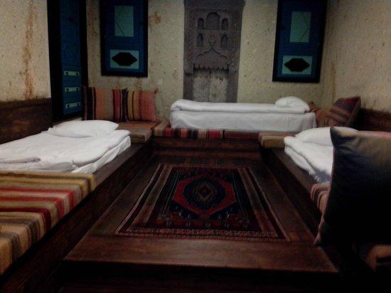 Cappadocia Estates Hotel: oda