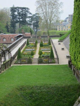 Château de Pau : jardines del castillo