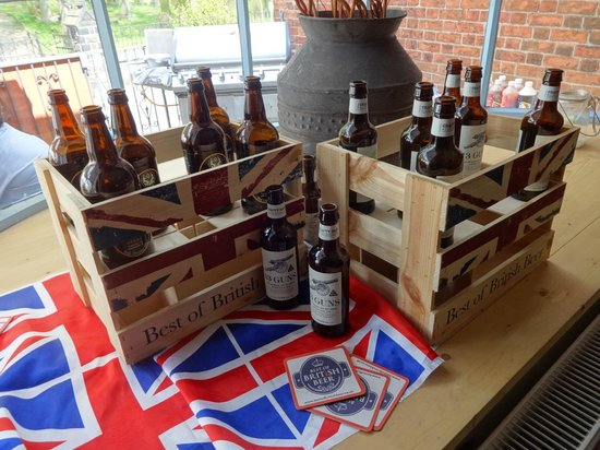 The Folks Bar and Grill: Best of British Beer for sale