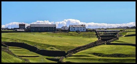 Cape Cornwall Golf & Leisure : View from the Cliff