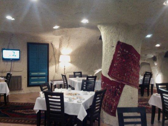 Cappadocia Estates Hotel: kahvaltı salonu