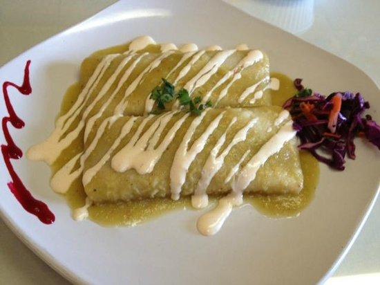 Rio - Roasted Pork Enchiladas