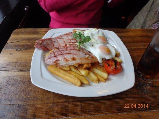Deacon Brodie's Tavern : Scottish Food