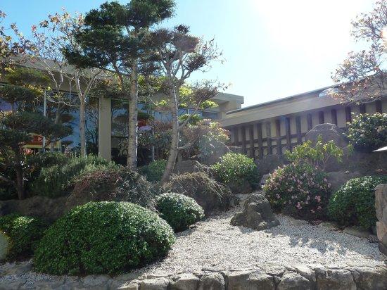 Hotel Kabuki, a Joie de Vivre hotel: Hotel grounds