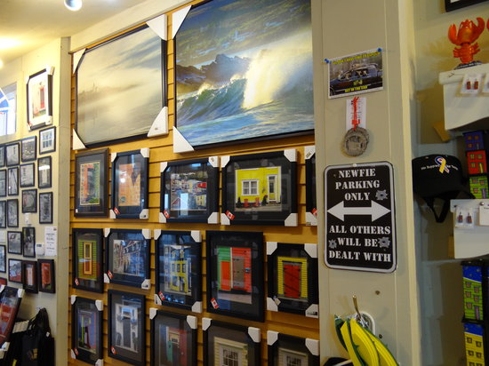 Seacliff House Productions: unique prints sized to fit your room