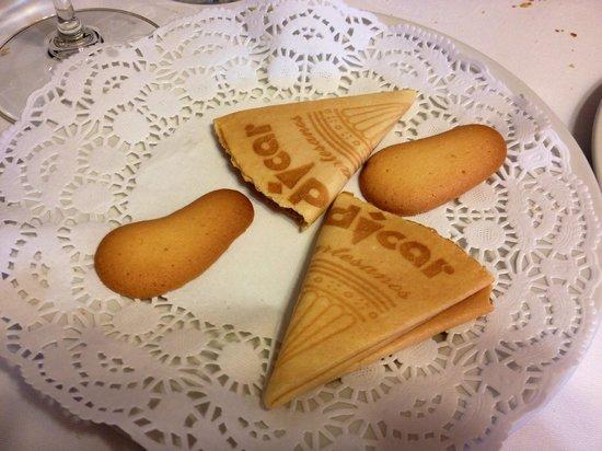 7 Portes: Altri biscottini di accompagnamento aggiuntivi!