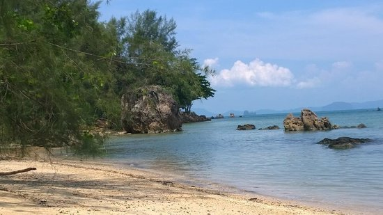 Real Relax Resort & Beauty Massage: Tub Kaak Beach