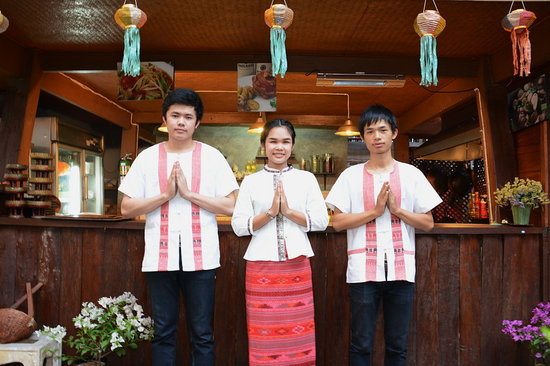 Paak Dang: Our lovely staff...