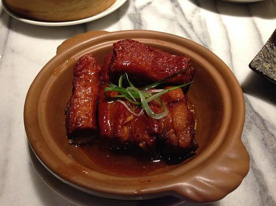 Silks Palace: Fried Spare Ribs, Wuxi Style