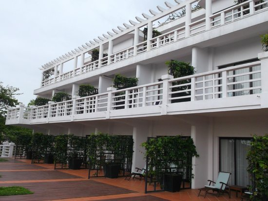 La Residence Hue Hotel & Spa: exterior view of hotel