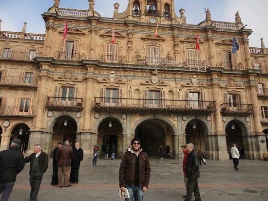Plaza Mayor: plaza de salamanca