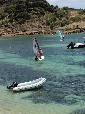 Le Guanahani: Water sports