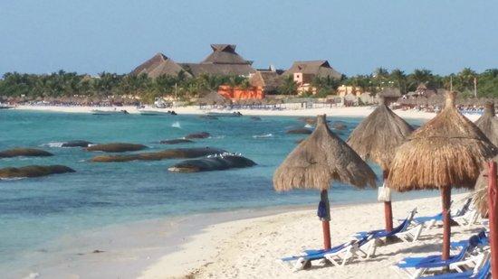 Grand Bahia Principe Tulum: plage