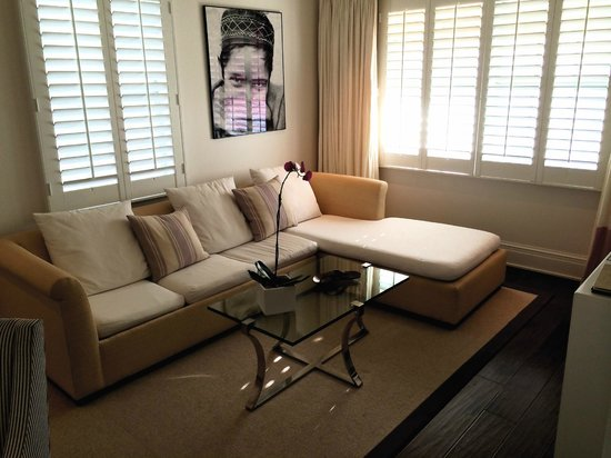 The Betsy - South Beach: Suite: Living room