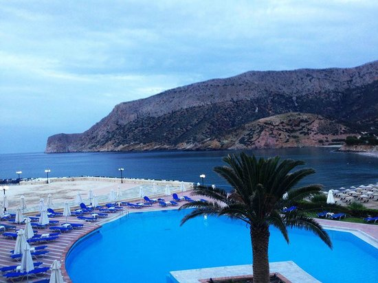 Fodele Beach & Water Park Holiday Resort : Outdoors