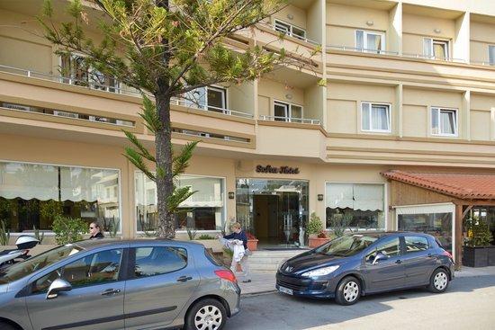 Sofia Hotel: Hotel Sofia, Heraklion