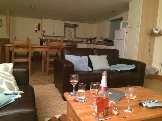 Knowle Farm: The Foxglove Accommodation (sleeps 4)
