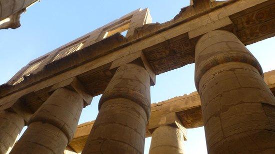 Karnak-Tempel: арки
