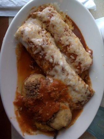 La Parrilla Mexican Restaurant: #13
