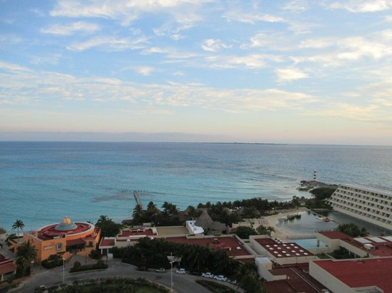 Krystal Grand Punta Cancun: vista camere